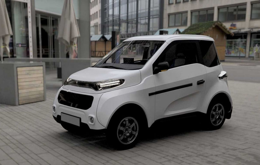 Russia to Launch World's Cheapest Electric Car in 2020 8