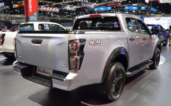 2020 Isuzu D-Max Displayed at Thai Motor Expo 4