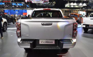 2020 Isuzu D-Max Displayed at Thai Motor Expo 5