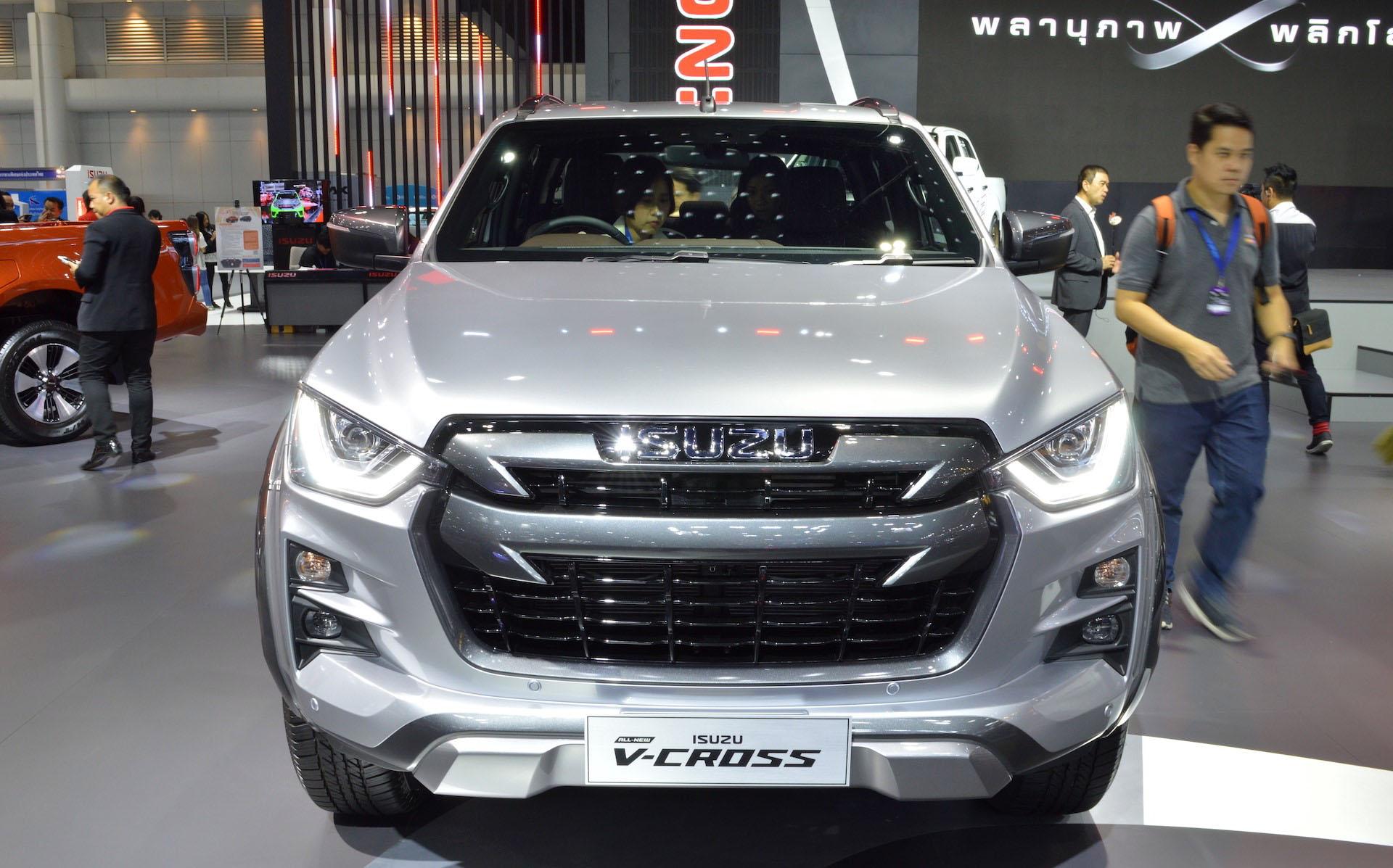 2020 Isuzu D-Max Displayed at Thai Motor Expo 7