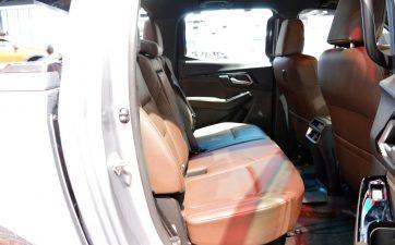 2020 Isuzu D-Max Displayed at Thai Motor Expo 8