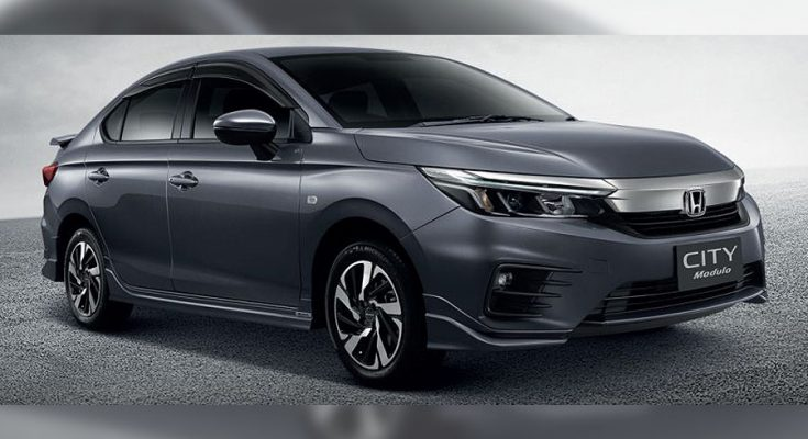 2020 Honda City Modulo Accessories Revealed 1