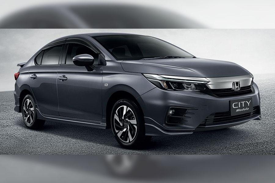 2020 Honda City Modulo Accessories Revealed Carspiritpk