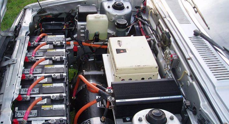 Karachi-Based Manufacturers Develop Successful EV Conversion Kits 1