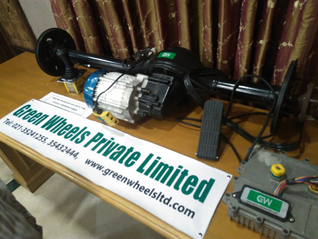 Press Briefing on Electric Vehicles in Pakistan by PEVMA 7