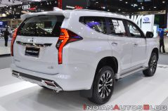 All New Mitsubishi Pajero Sport Displayed at 2019 Thai Motor Expo 5