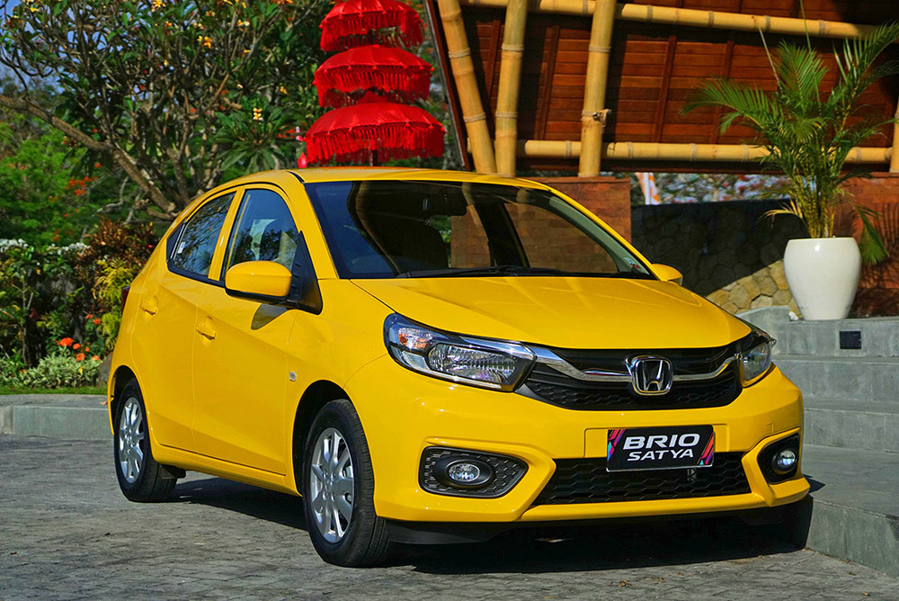 2019 Honda Brio Becomes the Most Fuel Efficient Car in Indonesia 5