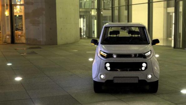 Russia to Launch World's Cheapest Electric Car in 2020 1