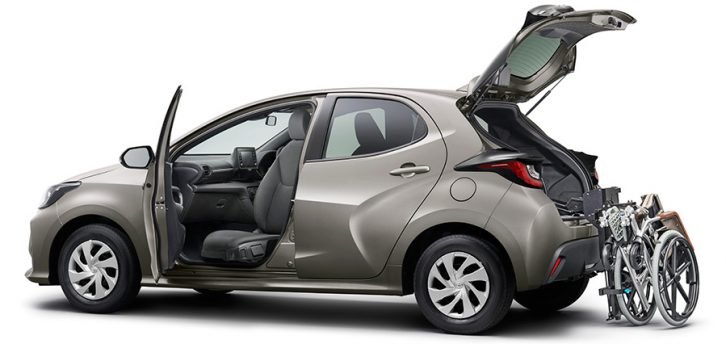 All New Toyota Yaris will go on Sale in Japan on 10th February 2020 13