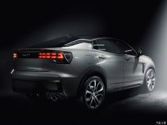 Lynk & Co Reveals 05 Coupe SUV 3