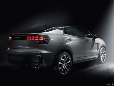 Lynk & Co Reveals 05 Coupe SUV 2