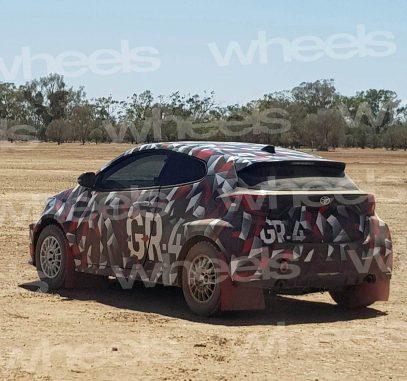 2020 Toyota GR Yaris Leaked Ahead of Debut 9