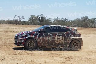 2020 Toyota GR Yaris Leaked Ahead of Debut 8