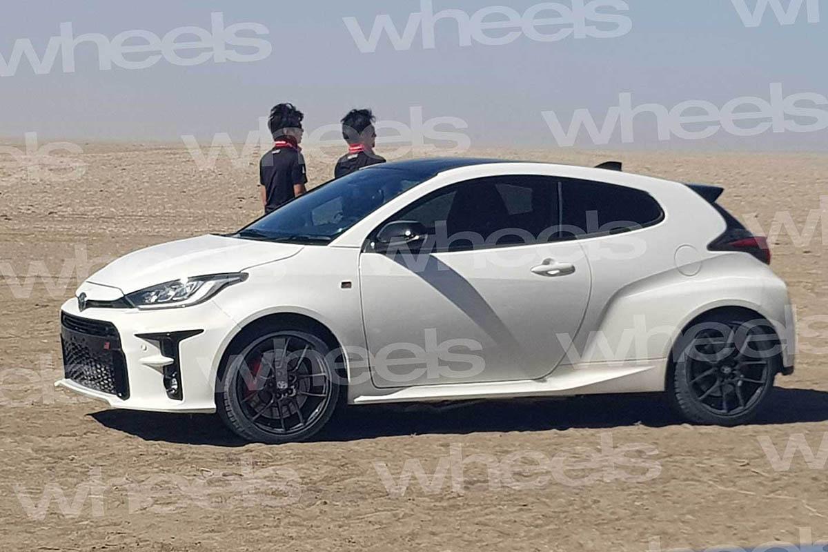 2020 Toyota GR Yaris Leaked Ahead of Debut 1