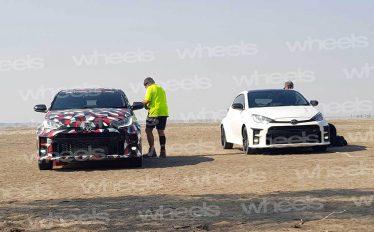 2020 Toyota GR Yaris Leaked Ahead of Debut 5