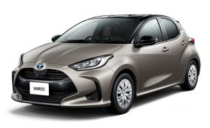 All New Toyota Yaris will go on Sale in Japan on 10th February 2020 7