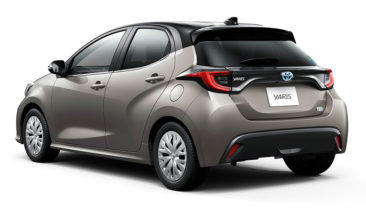 All New Toyota Yaris will go on Sale in Japan on 10th February 2020 6