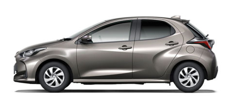 All New Toyota Yaris will go on Sale in Japan on 10th February 2020 5