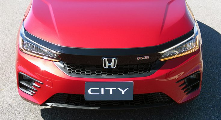 Up-Close with the All New 2020 Honda City 2