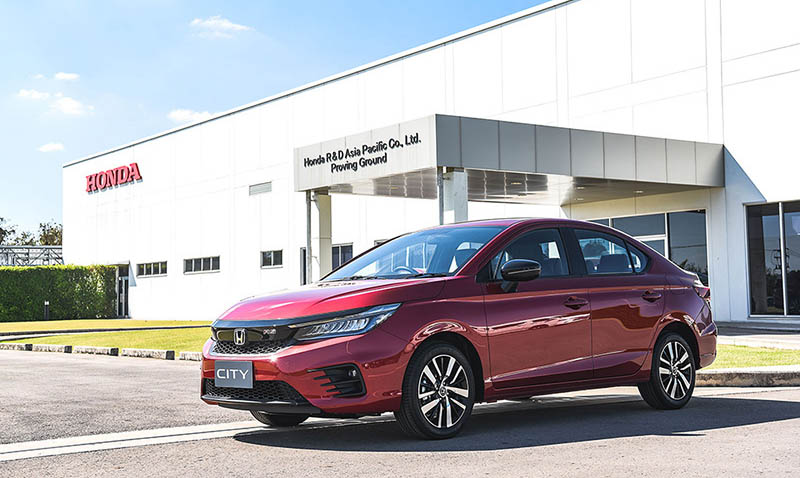 Up-Close with the All New 2020 Honda City 1