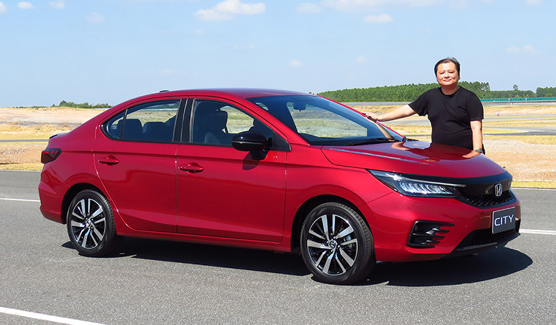 Up-Close with the All New 2020 Honda City 18