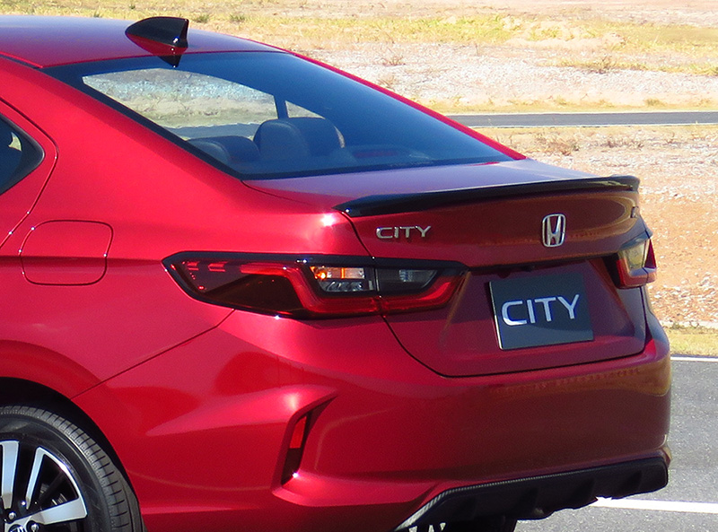 Up-Close with the All New 2020 Honda City 7