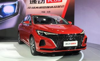Changan Unveils All New 2020 Eado Plus 55