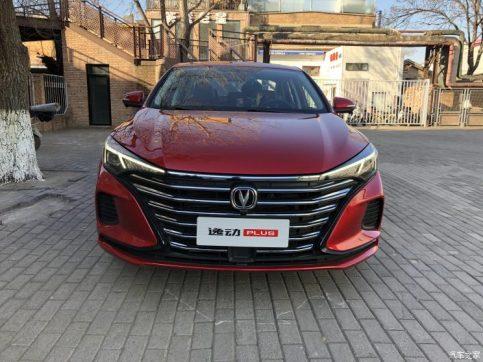 Changan Unveils All New 2020 Eado Plus 11