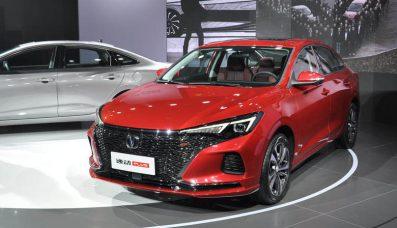 Changan Unveils All New 2020 Eado Plus 3