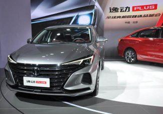 Changan Unveils All New 2020 Eado Plus 2