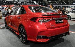 Toyota Corolla Altis GR Sport at 2019 Thai Motor Expo 6
