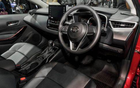 Toyota Corolla Altis GR Sport at 2019 Thai Motor Expo 10