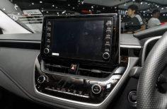 Toyota Corolla Altis GR Sport at 2019 Thai Motor Expo 12