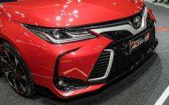 Toyota Corolla Altis GR Sport at 2019 Thai Motor Expo 8