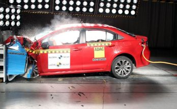 2020 Toyota Corolla Scores 5-Stars in Latin NCAP Crash Tests 11