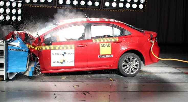 2020 Toyota Corolla Scores 5-Stars in Latin NCAP Crash Tests 1