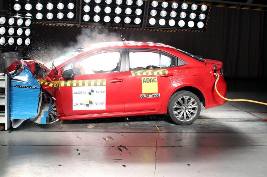 2020 Toyota Corolla Scores 5-Stars in Latin NCAP Crash Tests 11