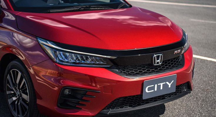 2020 Honda City Teased for Malaysian Debut 1