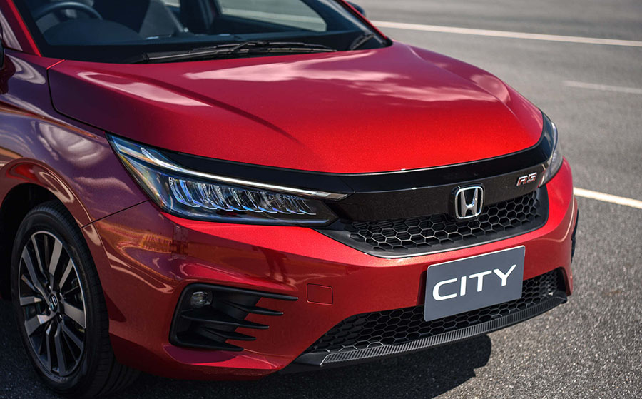 2020 Honda City Teased for Malaysian Debut 4