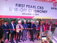 First CKD Prince Pearl Line Off Ceremony- 1st February Launch Announced 3