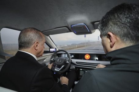 Turkey Unveils TOGG- Their First Domestic Automobile Prototypes 7