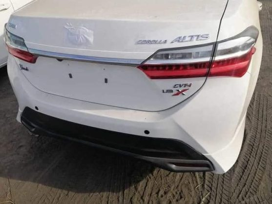Toyota Corolla Altis Grande 1.8X Coming Soon? 3