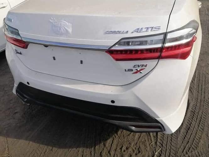 Toyota Corolla Altis Grande 1.8X Coming Soon