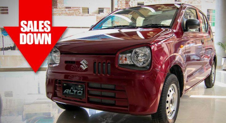 Pak Suzuki Alto 660cc Sales Subdued 1