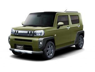 Daihatsu to Showcase Taft Concept at Tokyo Auto Salon 2