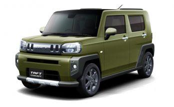 Daihatsu to Showcase Taft Concept at Tokyo Auto Salon 8