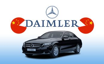 China's BAIC Raising Daimler Stake to Unseat Geely 14