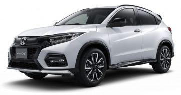 Honda Vezel (HR-V) Modulo X Launched in Japan 8