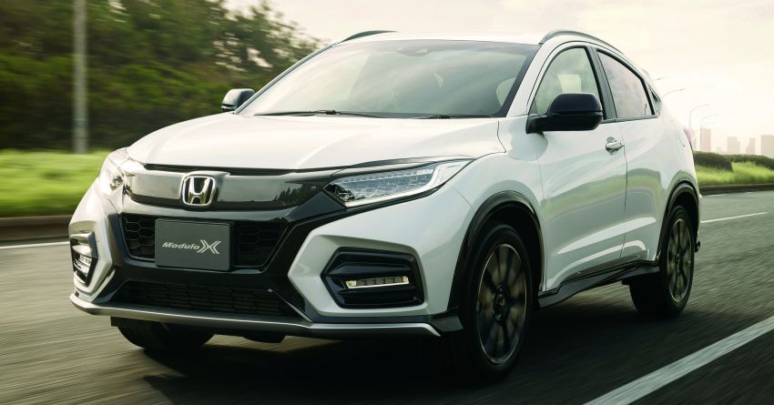 Honda Vezel (HR-V) Modulo X Launched in Japan 4