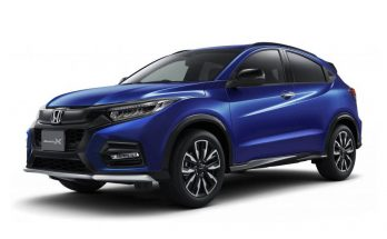 Honda Vezel (HR-V) Modulo X Launched in Japan 1